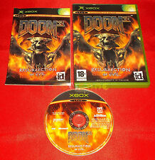 DOOM 3 RESURRECTION OF EVIL (patch X360) Versione Italiana 1ª Ed ○ COMPLETO - DL