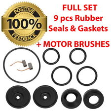 Heater Control Valve Repair Kit for BMW E38, E39 + BRUSHES FOR PUMP