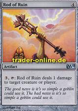 2x rod of ruina (estado mayor del forjes) Magic 2014 m14 Magic