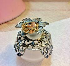 Beautiful Black Hills Gold Hummingbird Ring 5 1/2-6