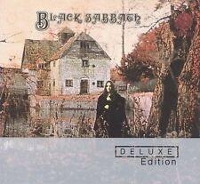 BLACK SABBATH - BLACK SABBATH [DELUXE EDITION] USED - VERY GOOD CD