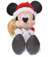 Disney Plush doll Mickey Disney Christmas 2020 Japan NEW Disney Store