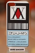 USA Seller Apple iPhone 5/5s/SE  Anime TPU Phone case Hunter X Hunter License