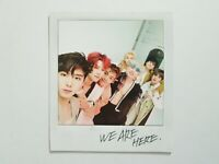 """K-POP MONSTA X Mini Album """"ARE YOU THERE?"""" Official MONSTA X Photocard"""