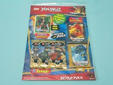 Lego® Ninjago™ Serie 4  Trading Card Extra Pack mit LE22 Limitierte Auflage