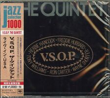 V.S.O.P. THE QUINTET-THE QUINTET LIVE IN U.S.A.-JAPAN CD Ltd/Ed B63