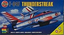 Airfix 1/72 F-84F Thunderstreak Model Kit 3022