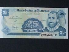 25 centavos du nicaragua