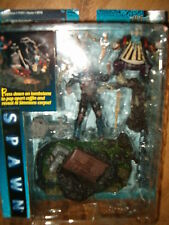 Spawn The Graveyard Playset by McFarlane Toys