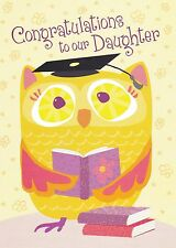 """Greeting Card - Graduation - """"To Our Daughter"""" - by Design Design!"""