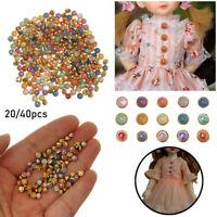 1 / 6 poupées Des habits de poupée. Couture de chandail Mini - bouton de perle