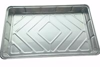 """Foil Baking Trays Large Tray Bake Containers Aluminium Disposable 12 x 8"""" BF055"""