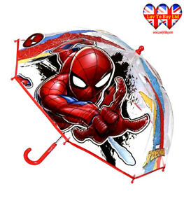 Spider-ManTransparency Umbrella ,Kids Umbrella ,Officially Licensed