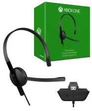 Microsoft Xbox One Chat Headset Brand New Retail Pack