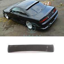 Carbon Fiber Rear Roof Spoiler Wing Fit For Nissan S14 Zenki S14A Kouki 1995-98