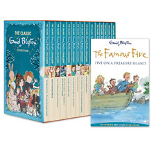 Enid Blyton The Classic Collection 15 Copy Slipcase New & Sealed
