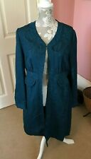 New August Silk Women's coat UK 14/40