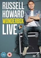 Russell Howard: Wonderbox Live [DVD][Region 2]