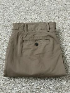 Howick Cotton Slim Chinos Size W 34 L 33