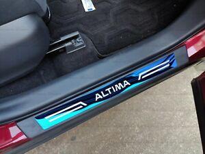 For Nissan Altima Accessories Door Sill Trim Protector Scuff Plate Cover 19 2020
