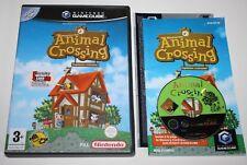 ++ jeu nintendo gamecube ANIMAL CROSSING population : croissante ++
