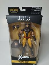 "Marvel Legends Wolverine X-Men Baf Juggernaut 6"" Action Figure"
