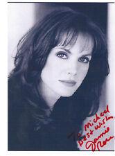 JAMIE ROSE - Actress - Lady Blue / Falcon Crest - Autograph Photo