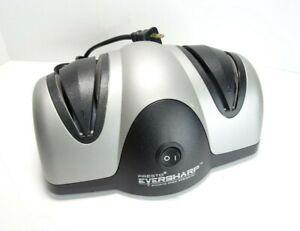 Presto Eversharp Electric Knife Sharpener - 0880002 Dual Wheels Works