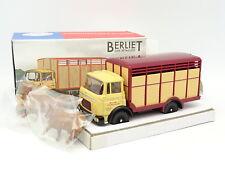 Norev CIJ 1/43 - Berliet GAK Bétaillère