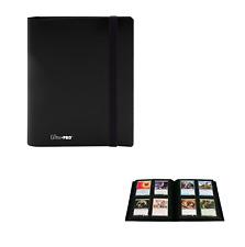 Colore Nero PRO-Binder Album per Carte 84036 Ultra Pro