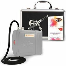 The Complete Airbrush Makeup, Cosmetic and Tattoo Professional Spray Gun Mini...