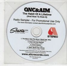 (HB631) QNC & AIM, The Habit Of A Lifetime - 2015 DJ CD