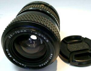 Tokina 28-70mm f3.5-4.6 A Lens manual focus prime for Pentax KA KR mount K1000