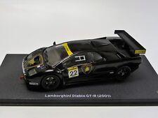 Lamborghini Diablo GT-R 2001  Leo-Models Neu in OVP 1/43