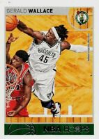 2013-14 NBA Hoops Gerald Wallace #218