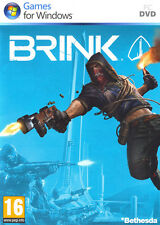 Brink PC IT IMPORT BETHESDA