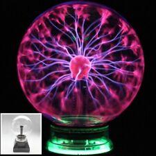 Plasma Ball Magic Lamp 8 Lighting Crystal Touch Sensitive...