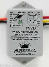 Flexcharge Pv7d 7 Amp Charge Controller For Photovoltaic Charging System
