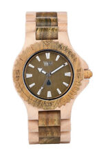 Orologio in legno - WeWood Date Beige Army 70304202