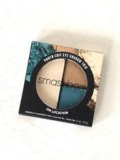 MODIFICA foto Smashbox Ombretto trio in posizione nella casella Nuovo di zecca in RRP £ 20