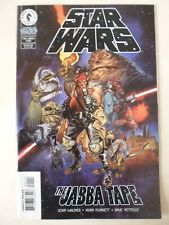 STAR WARS :  THE JABBA TAPE.  DARK HORSE COMICS. ONE SHOT.
