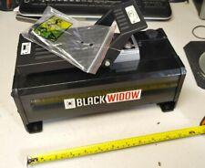 Black Widow Airhydraulic Foot Pump For Hydraulic Lift Table