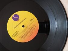"Echo & The Bunnymen Promo Bedbugs and Ballyhoo Club Mix 12"" Vinyl"