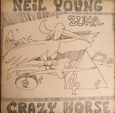 neil Young & Crazy Horse – Zuma France 1975