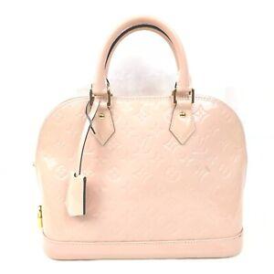 Louis Vuitton Hand Bag M50412 Alma PM Pinks Vernis 1603364
