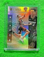 KZ OKPALA PRIZM ROOKIE CARD MIAIMI HEAT RC 2019-20 PANINI ILLUSIONS BASKETBALL