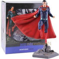 IRON STUDIOS Justice League Superman Statue Action Figure Collectible Model Toy
