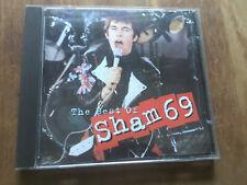Sham 69 - The Best Of Sham 69   [CD Album]