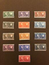 Timbre poste Belges 221 > 233 / Belgische postzegels 221 > 233