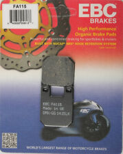 EBC Organic OE Quality Replacement Brake Pads / One Pair (FA115)